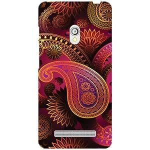 Printland Asus Zenfone 5 A501CG Back Cover High Quality Designer Case