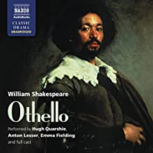 Othello Audiobook by William Shakespeare Narrated by Emma Fielding, Hugh Quarshie, Anton Lesser