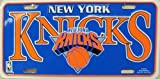 NY Knicks License Plate