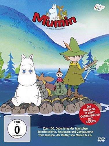 Die Mumins - Gesamtedition [8 DVDs]
