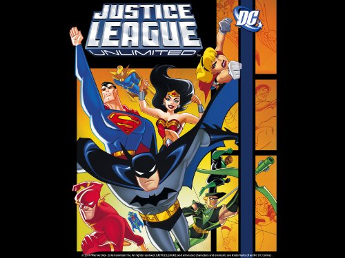 Justice League Unlimited Season 1 on Amazon Prime Instant Video UK