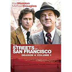 Streets of San Francisco: Season Four, Vol. 1