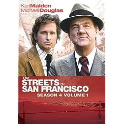 Streets of San Francisco: Season Four, Vol. 1