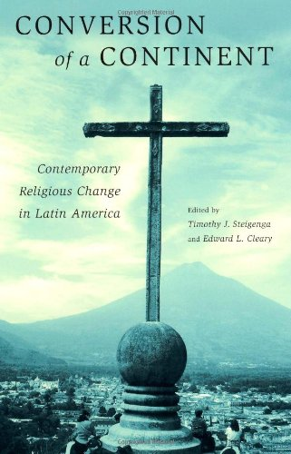 religious change over time in latin america and caribbean essay Time for concrete and concerted action  • eclac economic commission for latin america and the caribbean • enso el niño-southern oscillation • gcos global climate observing system  climate change in the caribbean and the challenge of adaptation 20 caribbean the.