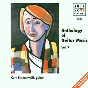 Volume. 7-Anthology of Guitar Mus