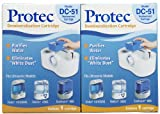 ProTec Demineralization Cartridge - 2 pk