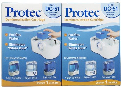 ProTec Demineralization Cartridge - 2 pk - 1