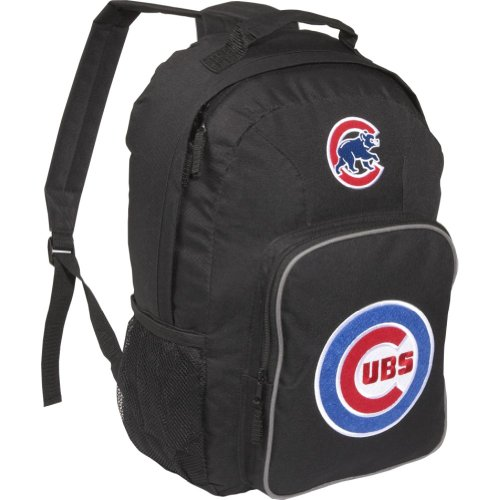 Concept One Chicago Cubs Backpack (Black) at Amazon.com
