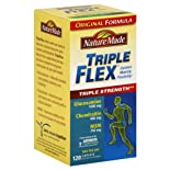 Nature Made Triple Flex, Original Formula, Caplets, 120 ct.