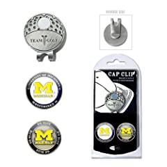 IFS - Michigan Wolverines NCAA Cap Clip by IFS