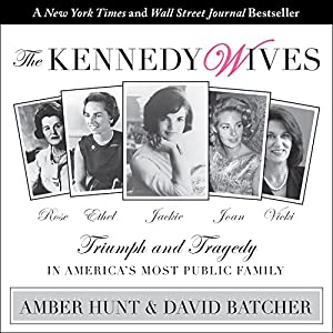 The Kennedy Wives Audiobook