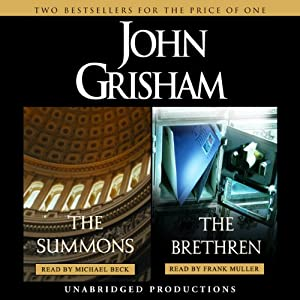 The Summons & The Brethren | [John Grisham]