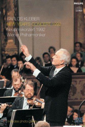 New Year's Concert 1992 (Kleiber, Wiener Philharmoniker) [DVD] [2004] [Region 1] [NTSC]