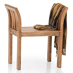 The Armchair Carson Single Seater Bench (Natural)