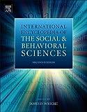 International Encyclopedia of the Social & Behavioral Sciences, Second Edition