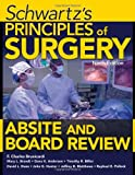 img - for Schwartz's Principles of Surgery ABSITE and Board Review, Ninth Edition book / textbook / text book