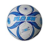 Flash Unisex Football (5, Multi-Colour)