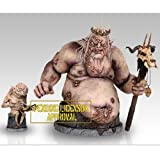 Goblin King with Goblin Scribe The Hobbit Exclusive Gentle Giant Mini Bust