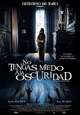 No Tengas Miedo A La Oscuridad (Blu-Ray) (Import Movie) (European Format - Zone B2) (2012) Guy Pearce; Katie H