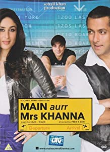 Main aurr Mrs Khanna [DVD]