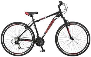 Schwinn Men's GTX-1 700C Dual Sport Bicycle, Black, 18-Inch