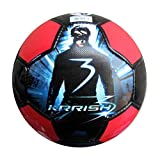 Simba Flying Krish Soccer Ball Size 5, Red
