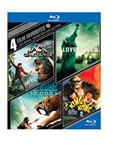 4 Film Favorites: Colossal Monster Collection [Blu-ray]
