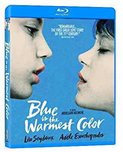 La Vie d'Adèle / Blue is the Warmest Color [Blu-ray] (Version française)