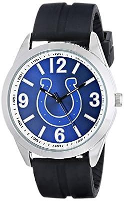 "Game Time Men's NFL-VAR-IND ""Varsity"" Watch - Indianapolis Colts"
