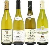 シャブリ101蔵特選 白ワイン4本セット((W0CB89SE))(750mlx4本ワインセット)