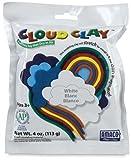 AMACO Cloud Clay, 4-Ounce/Pkg, White