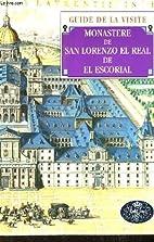 Monastère de san lorenzo el real de…