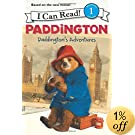 Paddington: Paddington's Adventures (I Can Read Book 1)