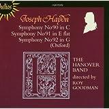 Haydn : Symphonies 90, 91, 92