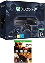 Xbox One Console with Halo: The Master Chief Collection and Battlefield Hardline