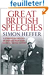 Great British Speeches: A Stirring An...