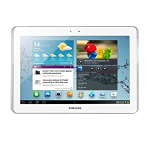 Samsung Galaxy Tab 2 - Tablet 10,1'' (WiFi, 16GB, Blanco, Android)