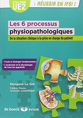 Les 6 Processus Physiopathologiques : De la situation clinique à la prise en charge du patient