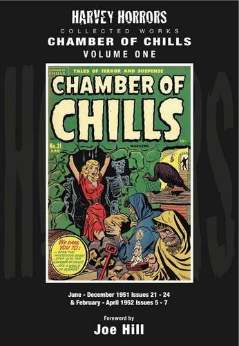 Harvey Horrors Collected Works Chamber of Chills (Vol 1)