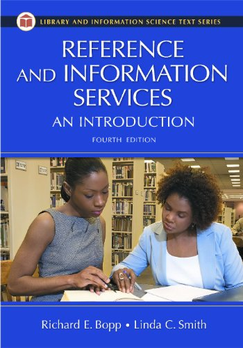 Reference and Information Services: An Introduction...