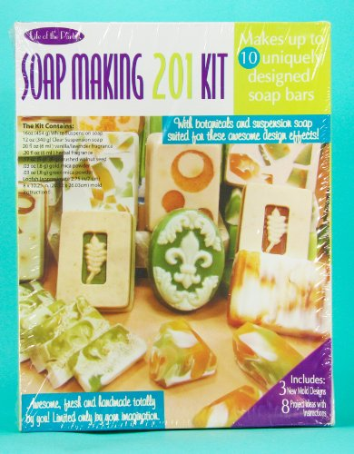 Soap Making 201 Kit by Life of the Party