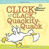 Click, Clack, Quackity-Quack (0689877153) by Cronin, Doreen