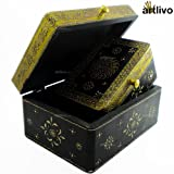 Artlivo Set Of Two Traditional Boxes