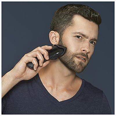 Braun BT5050 Beard Trimmer for Men (Multicolor)