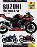 Suzuki GSX-R600 and 750 Service and Repair Manual: 2006 to 2009 (Haynes Service and Repair Manuals): 2006 to 2008 Matthew Coombs