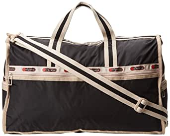 LeSportsac Large Weekender  Duffel Bag Leblack One Size