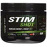 Le Cheek Nutrition Stim Shot, Peppermint, 25 Gram