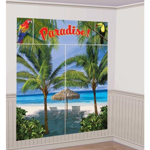 Palm Tree Scene Setter Kit