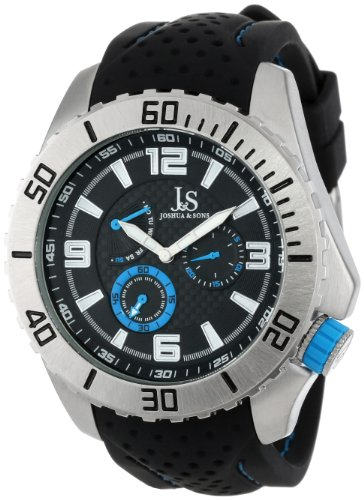 Joshua & Sons JS53BU - Reloj para hombres