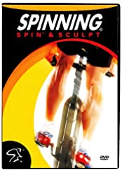 Top Spinning Spin and Sculpt Indoor Cycling DVD - Multicoloured Comparison-image